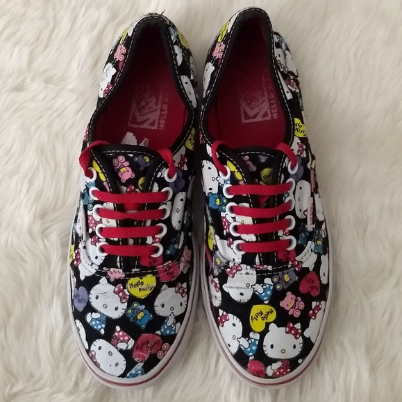 87b7f437d VANS Hello Kitty Limited Edition Size 6 Women. M_5ca4ff937a8173c783e4c73d